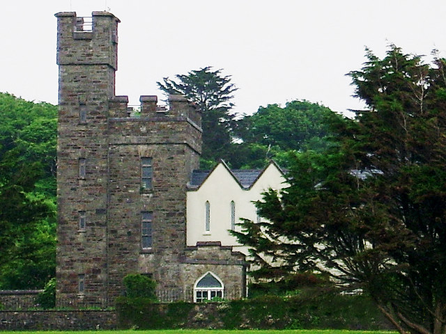 Coolmain Castle, Cork