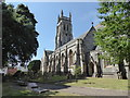 SX9165 : St Mary's Church, St Marychurch, Torbay by Chris Allen