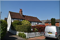 TQ5935 : Virginia Cottage by N Chadwick
