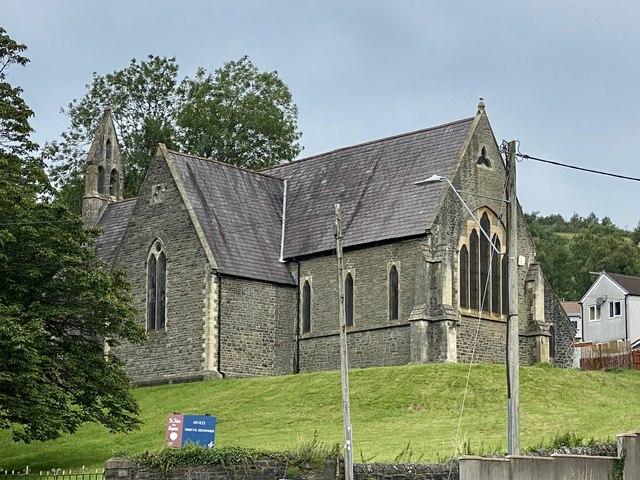 St John Baptist, Troedyrhiw