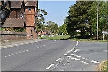 TQ5835 : Frant Green Rd by N Chadwick