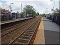 NZ6124 : Redcar East railway station, Yorkshire by Nigel Thompson