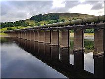 SK1789 : Derwent Aqueduct by Peter McDermott