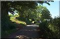 SX7859 : Junction on Jackman's Lane by Derek Harper