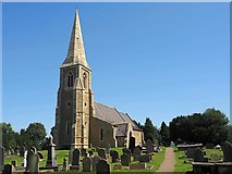 SE8317 : Church of St Oswald by Graham Hogg