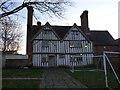SP0678 : Bell's Farmhouse, Walker's Heath by Richard Law