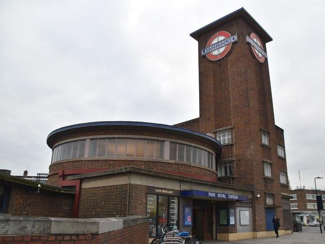 Park Royal Station