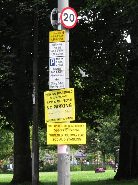 This is Edinburgh - cars unwelcome!