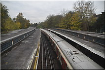 TQ1880 : Ealing Common Station by N Chadwick