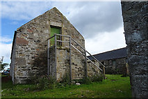 NJ1149 : Steading at Auchness by Anne Burgess