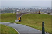 NT2674 : A view from Calton Hill by Jim Barton
