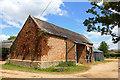 SU1495 : Manor Farm by Wayland Smith