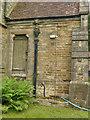 SJ8257 : All Saints, Odd Rode: gargoyle by Stephen Craven