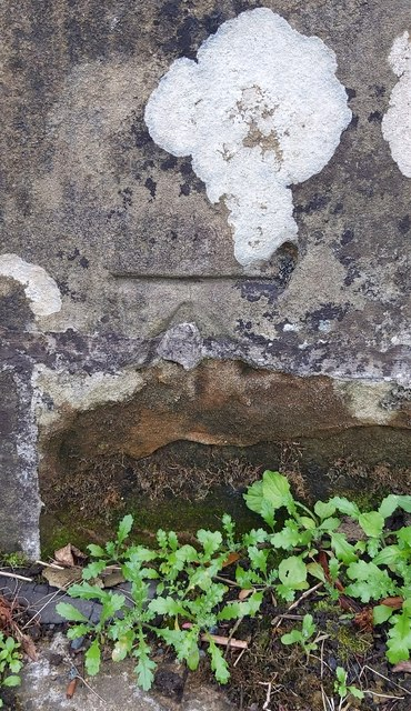 Benchmark on Brawith Bridge
