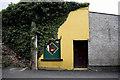 C2502 : Side door, Diamond Bar, Raphoe by Kenneth  Allen