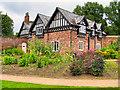 SJ8383 : Norcliffe Garden Cottage by David Dixon