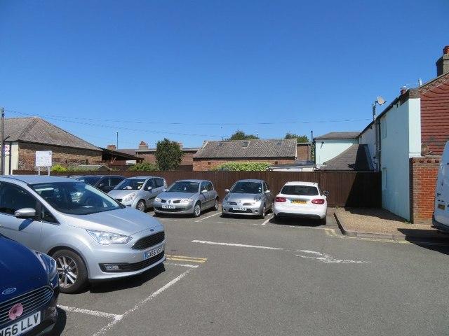 St Martins car park