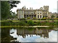 SK6952 : Brackenhurst Hall by Alan Murray-Rust