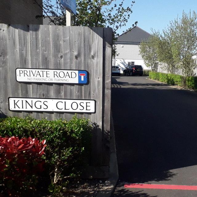 Ensbury Park: Kings Close