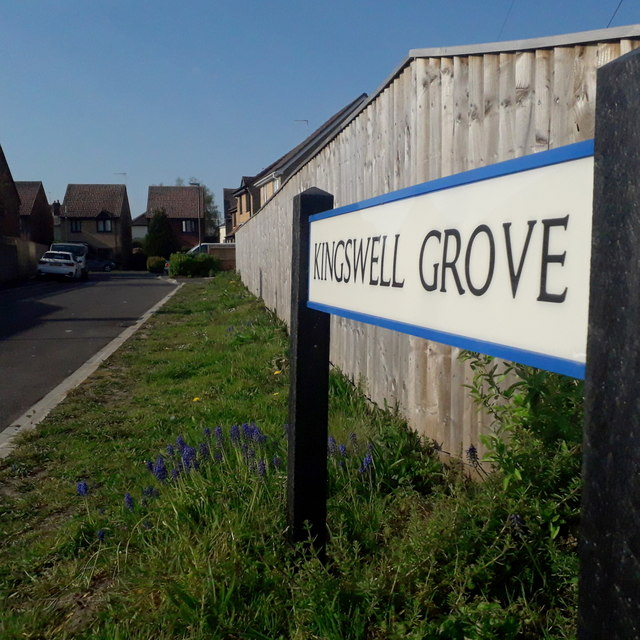 Ensbury Park: Kingswell Grove