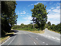 TG1318 : Reepham Road, Swannington by Adrian Cable