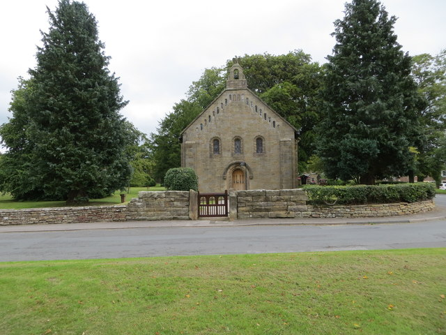 The Church of St Mary at Wreay