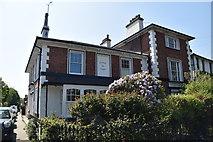 TQ5839 : St James Lodge by N Chadwick