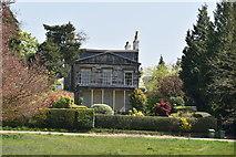TQ5839 : 13, Calverley Park by N Chadwick