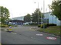 SO8857 : Worcester Bosch Distribution Centre by Chris Allen