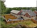 SE2336 : High fences, Horsforde View by Stephen Craven