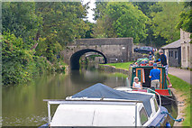 ST7565 : Bath : Kennet & Avon Canal by Lewis Clarke