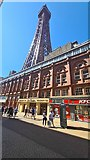 SD3036 : Blackpool Tower by Steve Barnes