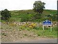 NT6663 : The Scottish Borders - East Lothian border by M J Richardson