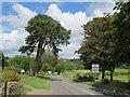 SP3824 : Tew Road, Enstone by Malc McDonald
