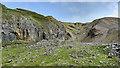NY9001 : Beldi Hill Lead Mine by Mick Garratt