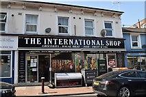 TQ5840 : The International shop by N Chadwick