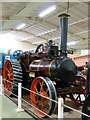 SY0786 : Bicton Park Countryside Museum - traction engine by Chris Allen