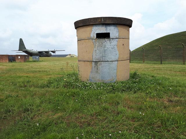 Yarnold Sangar pillbox, RAF Brize Norton