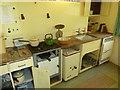 SO9568 : Avoncroft Museum - Prefab kitchen by Chris Allen