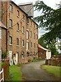 SK7451 : Fiskerton Mill by Alan Murray-Rust