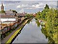 SJ7994 : Bridgewater Canal at Stretford by David Dixon
