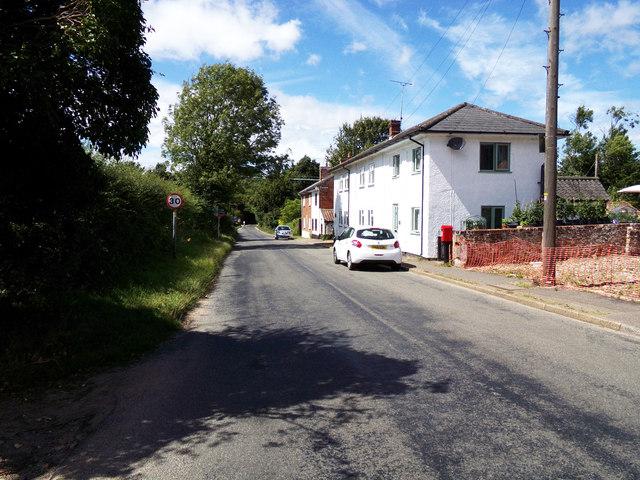 Norwich Road, Booton