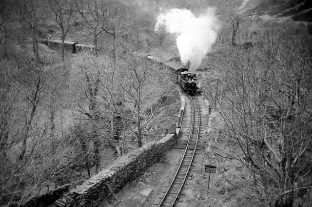 AGM Special (no.1) approaches Tan y Bwlch