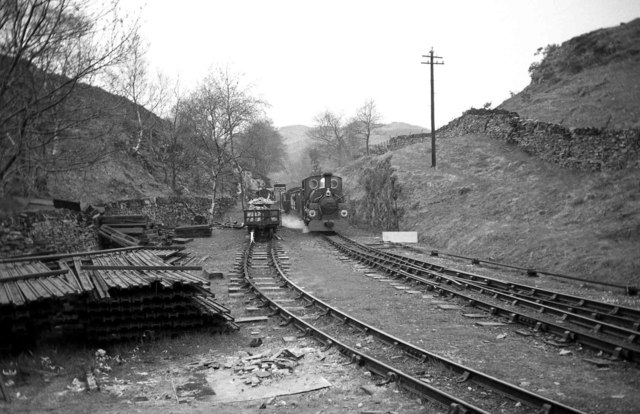 AGM Special (no.2) approaches Tan y Bwlch
