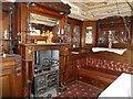 SO9568 : Avoncroft Museum - showman's wagon by Chris Allen