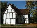 SO9568 : Avoncroft Museum - merchant's house by Chris Allen