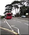 ST3090 : Yutong electric bus, Pillmawr Road, Malpas, Newport by Jaggery