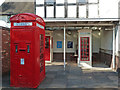 SO9568 : Avoncroft Museum - telephone boxes by Chris Allen