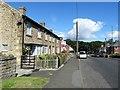 NZ1656 : Syke Road, Burnopfield by Robert Graham
