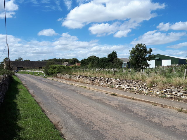 Grange Farm, Burford Road